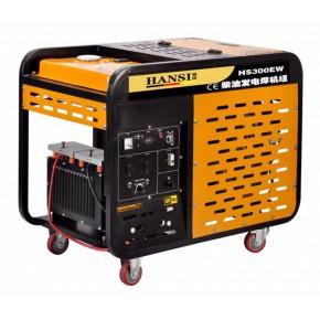 柴油发电电焊机300A 自发电焊机300A