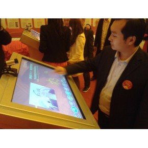 展厅互动化,精诚制作互动墙面桌面地面等