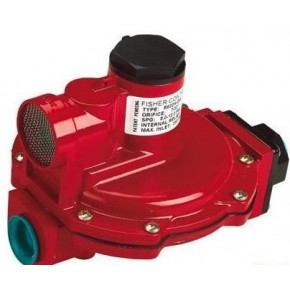 fisher减压阀R622H-DGJ煤气调压阀
