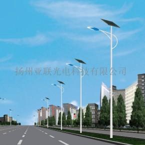 6米新农村建设LED太阳能路灯厂家生产