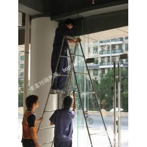 深圳建筑膜厚得品园家居玻璃贴膜隔热防爆膜工程案例