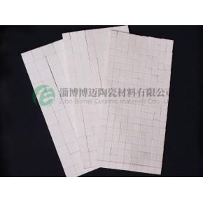 厂家直销耐磨陶瓷衬片 高铝衬片 耐磨氧化铝陶瓷片