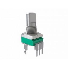 深圳厂家R097NS单联开关电位器 精密塑电位器