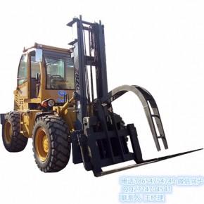 中首重工5吨越野叉车 四驱越野叉车产品图及价格