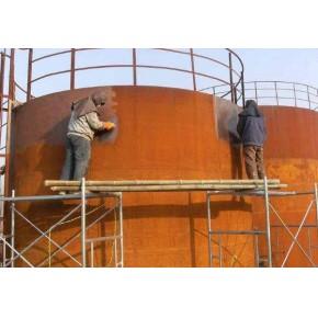 钢结构油漆翻新