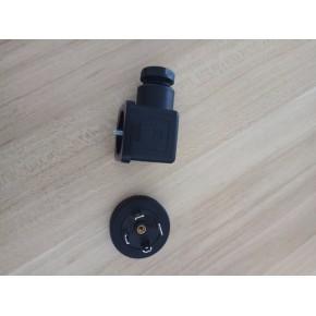 电磁阀连接器 电磁阀插头