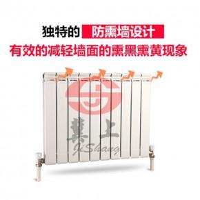 铜铝复合暖气片 冀州铜铝散热器厂家-冀上