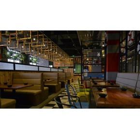 重庆学校餐厅食堂装修、企业工厂食堂装修、专业装修