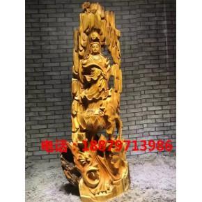 福建崖柏根雕底座 根雕艺术品 客厅玄关木质摆件