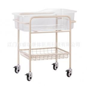 医用 婴儿床 全包式带刹脚轮婴儿床