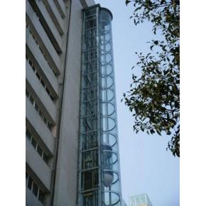 陕西观光电梯玻璃安装施工