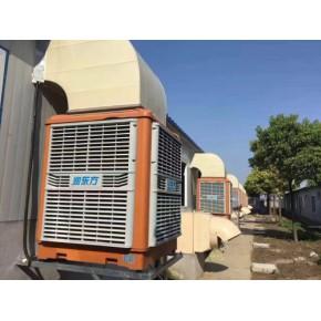 汽车制造车间降温就选润东方环保空调,低碳通风降温