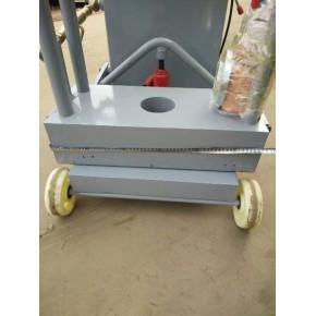 羊角拆装机拆立轴(羊角)加配工装可更换拉杠套