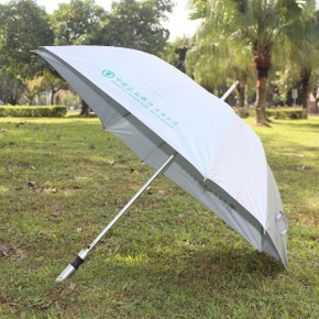 遮阳直杆伞 碰击银胶 深圳雨伞厂家 高尔夫伞