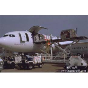 美国洛杉矶到上海空运进口运费