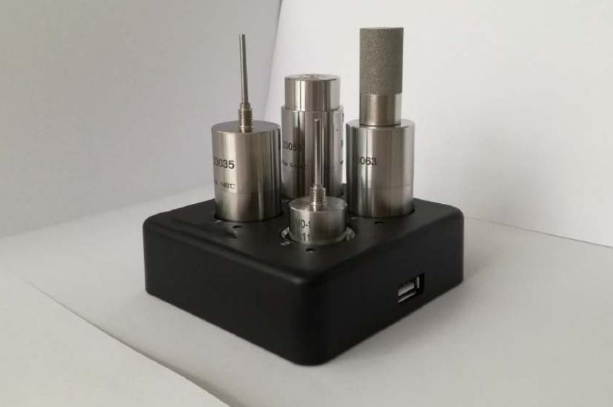 无线温度验证系统,无线温度记录器