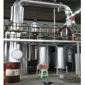 供应废油再生设备  废油提炼基础油设备