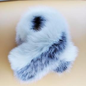 狐狸毛领价格貉子毛领价格大衣毛领子,老养殖场毛皮