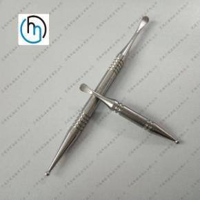 高端钛烟针钛耳勺不生锈耐酸碱钛合金耳勺钛异形件