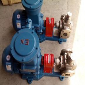 供应淄博龙威牌齿轮油泵