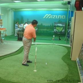 室内模拟高尔夫器材