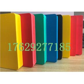 彩色pvc发泡板供应商 全彩雪弗板彩色雪弗板厂家