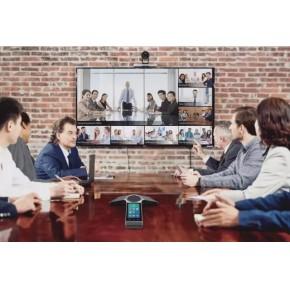 中盈电信网络视频会议贺电!亿联成功服务金砖峰会