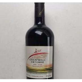杭州长城红酒批发商赤霞珠醇和团购优惠