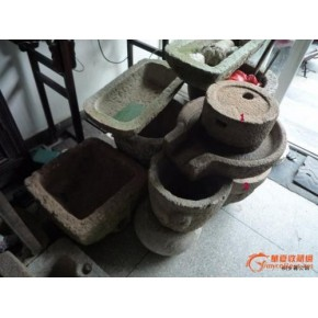 上海老石頭回收,老石頭磨子回收,老靠背椅老石頭回收