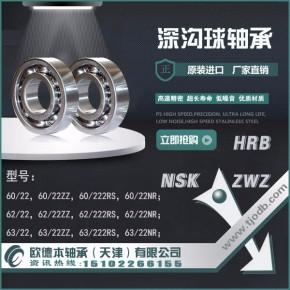 6017 NSK进口轴承代理,原装进口,价格电议