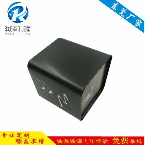 正方形铁盒厂家直销马口铁茶叶罐可定制LOGO铁盒