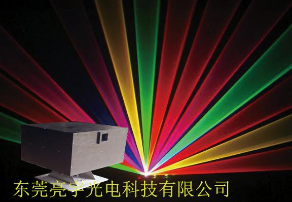 室内舞台全彩3W--5W激光灯