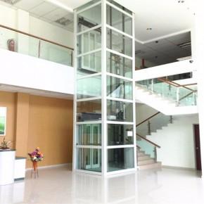 别墅复式阁楼家用小型简易电梯二层三层客梯