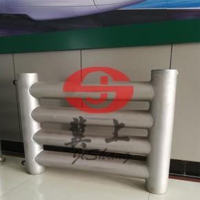 温室大棚蒸汽光排管暖气片 车间专用散热器-冀上