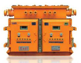 KBZ-200、400S隔爆型双电源真空馈电开关