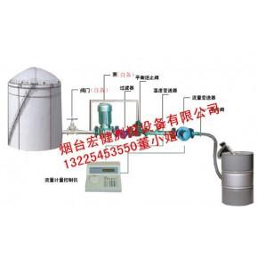 化工液体定量装桶设备 双氧水定量装桶设备