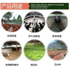 奥工生产厂家定制农业大棚温室园林喷雾加湿降温系统