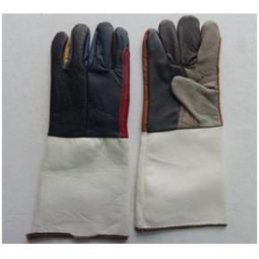 新乡劳保手套耐磨防滑工作防护手套批发印LOGO