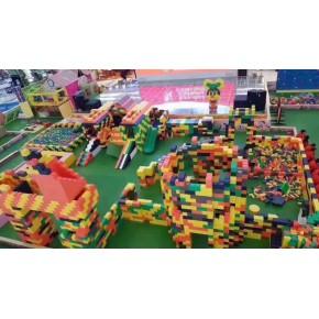 超低价出租积木王国乐园 乐高积木城堡 积木玩具