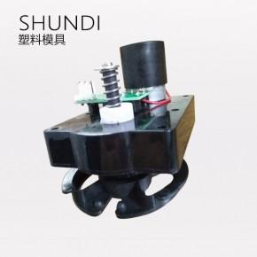 余姚塑料模具加工 供应自动售货机弹簧出货电机厂家