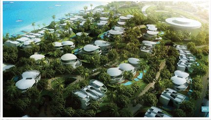 供应 别墅景观设计丨旅游区景观规划设计