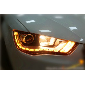 专业汽车大灯改装升级