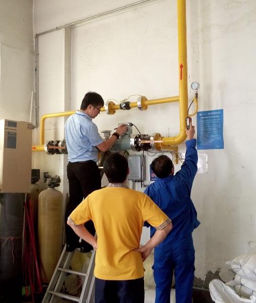 广州白云区厨房煤气管道焊接气化炉减压阀承包