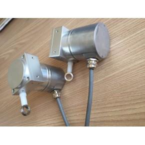拉绳位移传感器 1米行程拉绳编码器 1000mm行程拉线编码器