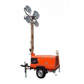 移动照明灯塔,照明电力产品的理想选择,康姆勒