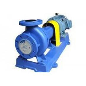 青岛IHF系列氟塑料衬里离心泵、耐腐蚀化工离心泵