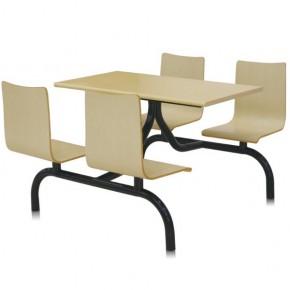 长春特色钢木餐桌椅