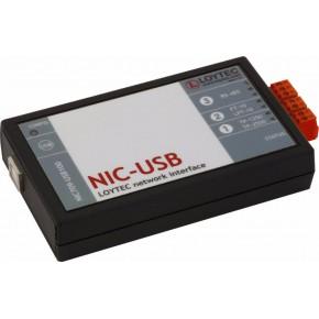 地铁设备NIC709-USB100通讯卡