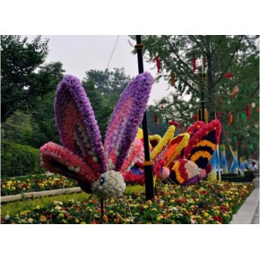 绿雕景观雕塑东莞绿雕雕塑厂家专业绿雕批发订制
