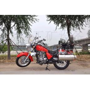 批发125CC强动力燃油摩托消防摩托车